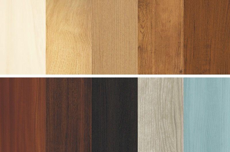 木目調色サンプル