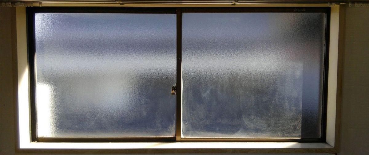 窓全体の写真