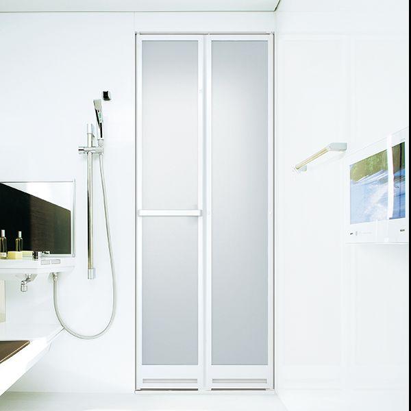 キレイなお風呂のドア