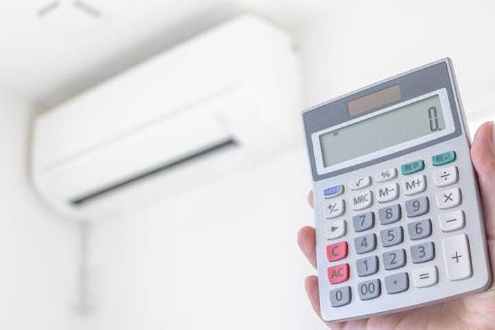 冷暖房費を抑えて経費削減