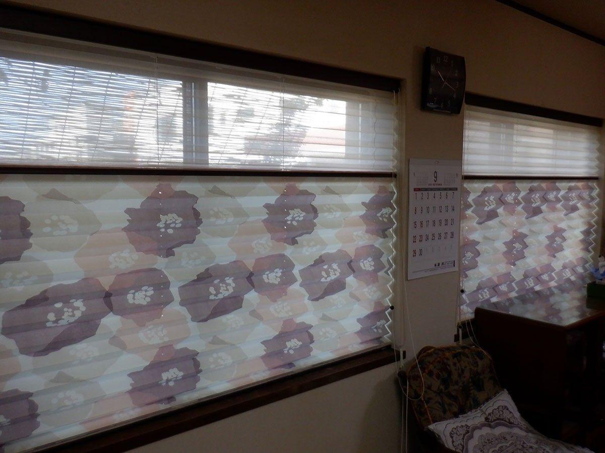内窓・ロールスクリーン取付工事