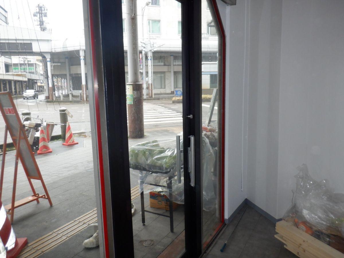 セフターⅢ(ドア部材)の施工事例