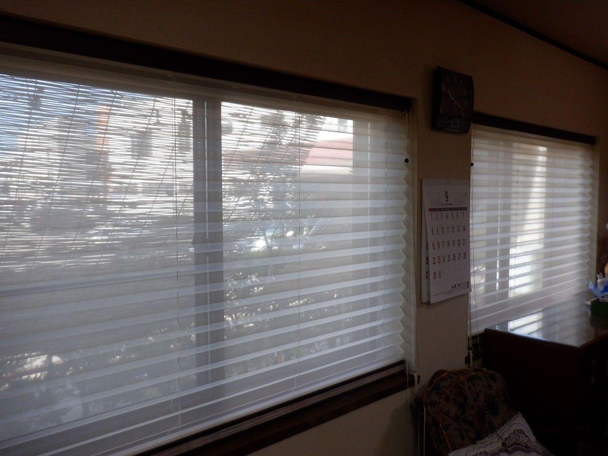 結露と防音とプライバシー対策 in 新潟市南区味方