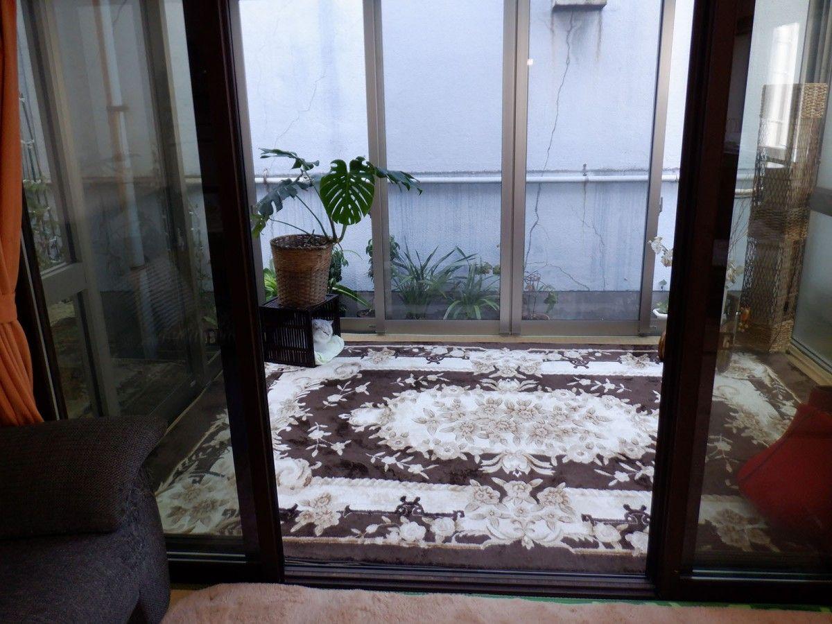 サンルームで空間スペース in 新潟市中央区堀之内