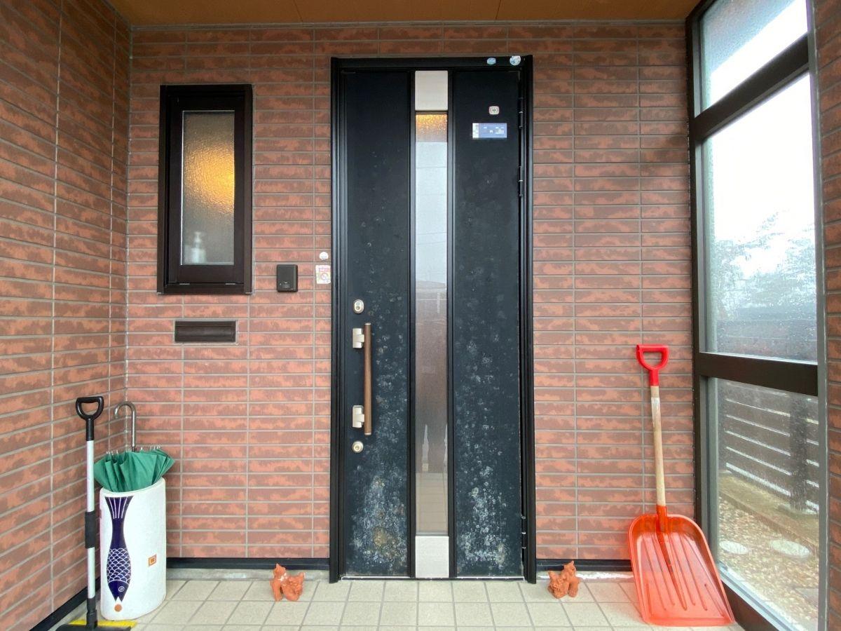 ドアリモ玄関ドアの施工事例