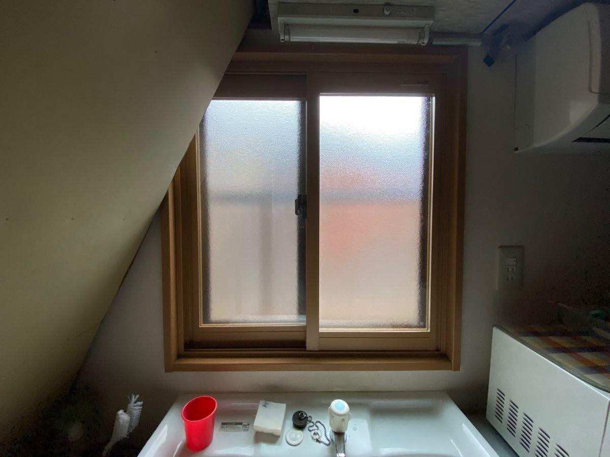 内窓プラマードU・マドリモの施工事例