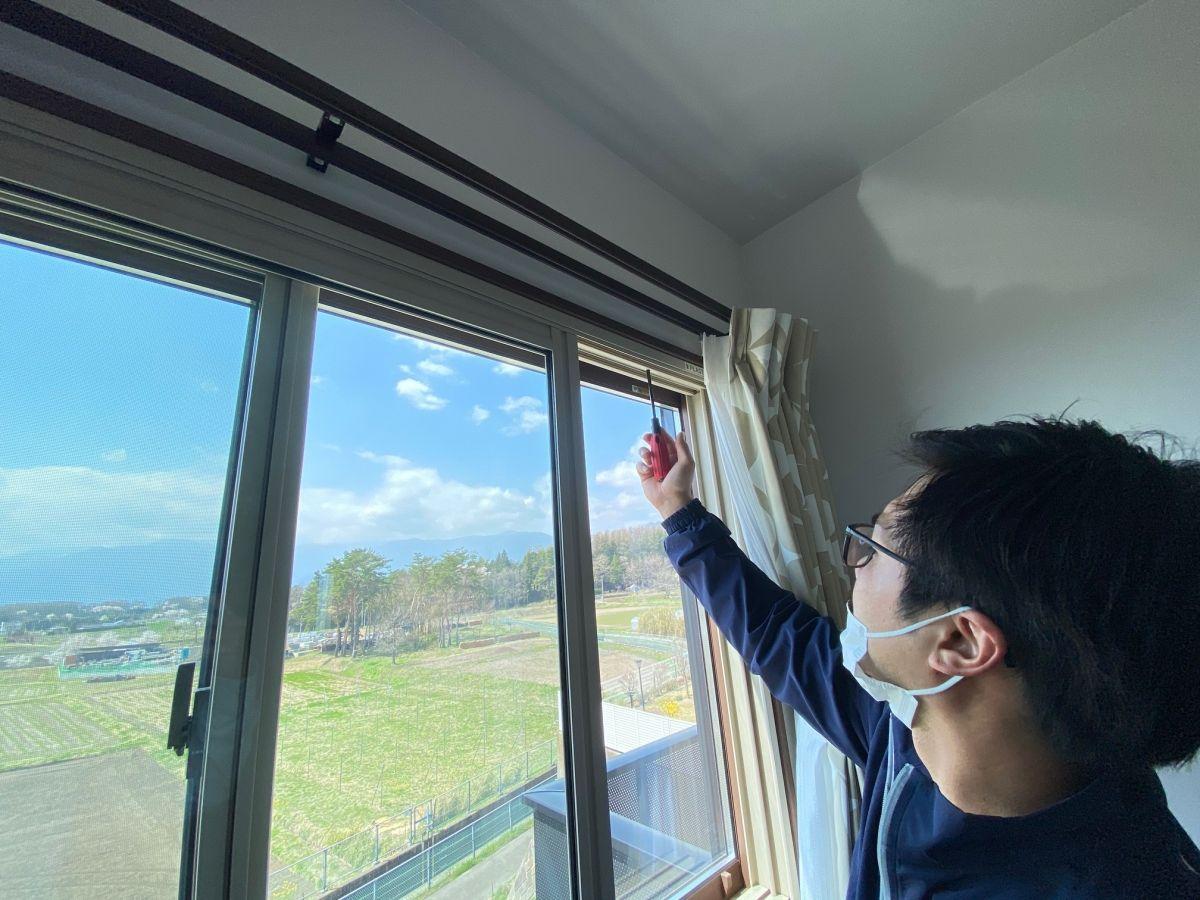 長野県上伊那郡 内窓PLAST設置工事~防音対策にはコレ!