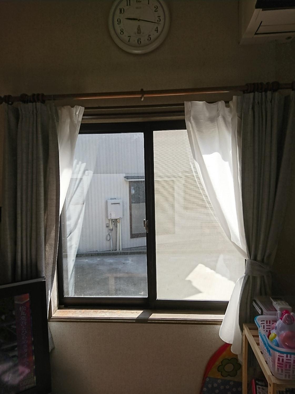 燕市 玄関ドア交換・内窓設置工事~お家の断熱対策