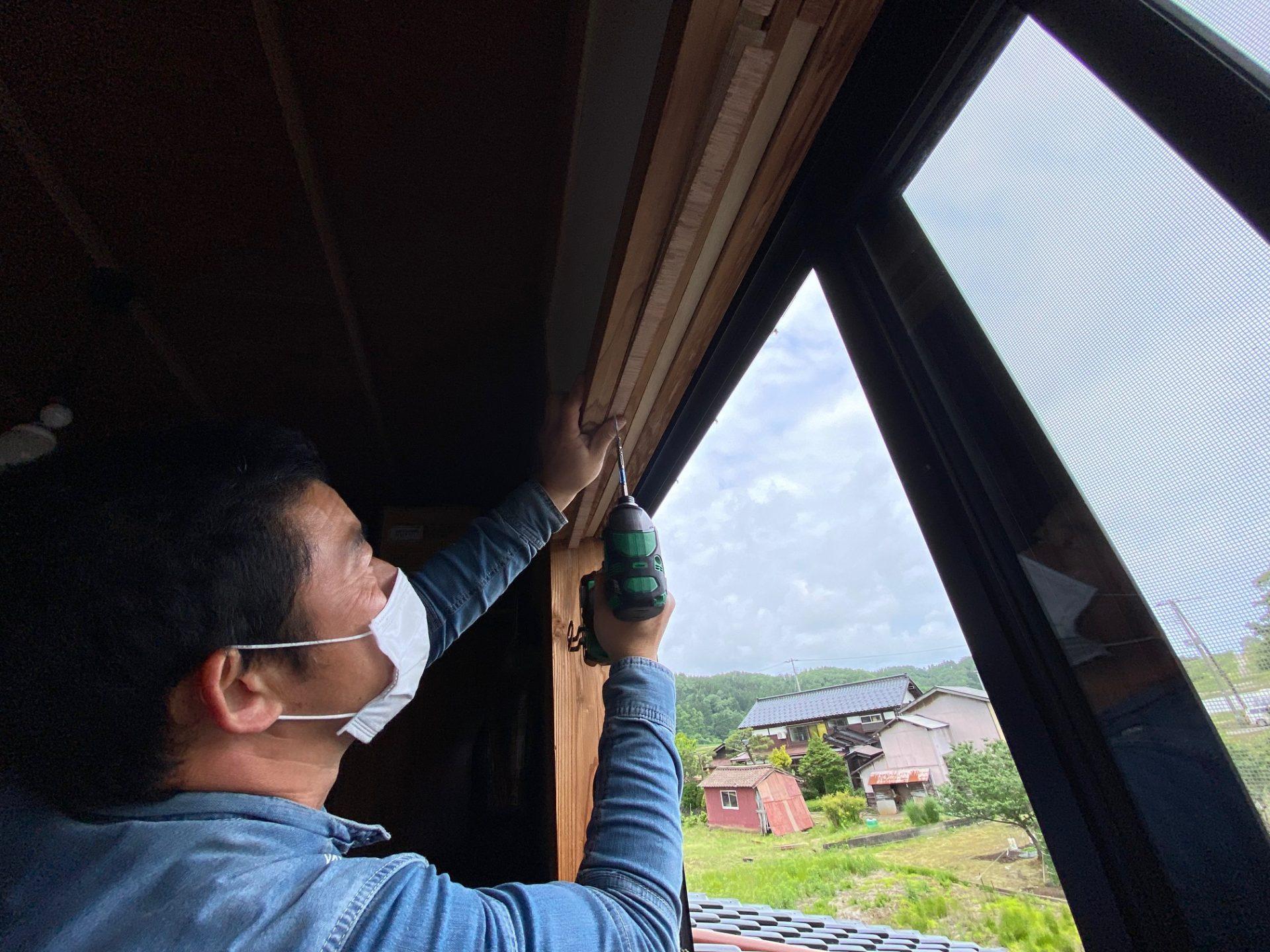 柏崎市 内窓設置工事~お家全体を対策し目指せ魔法瓶