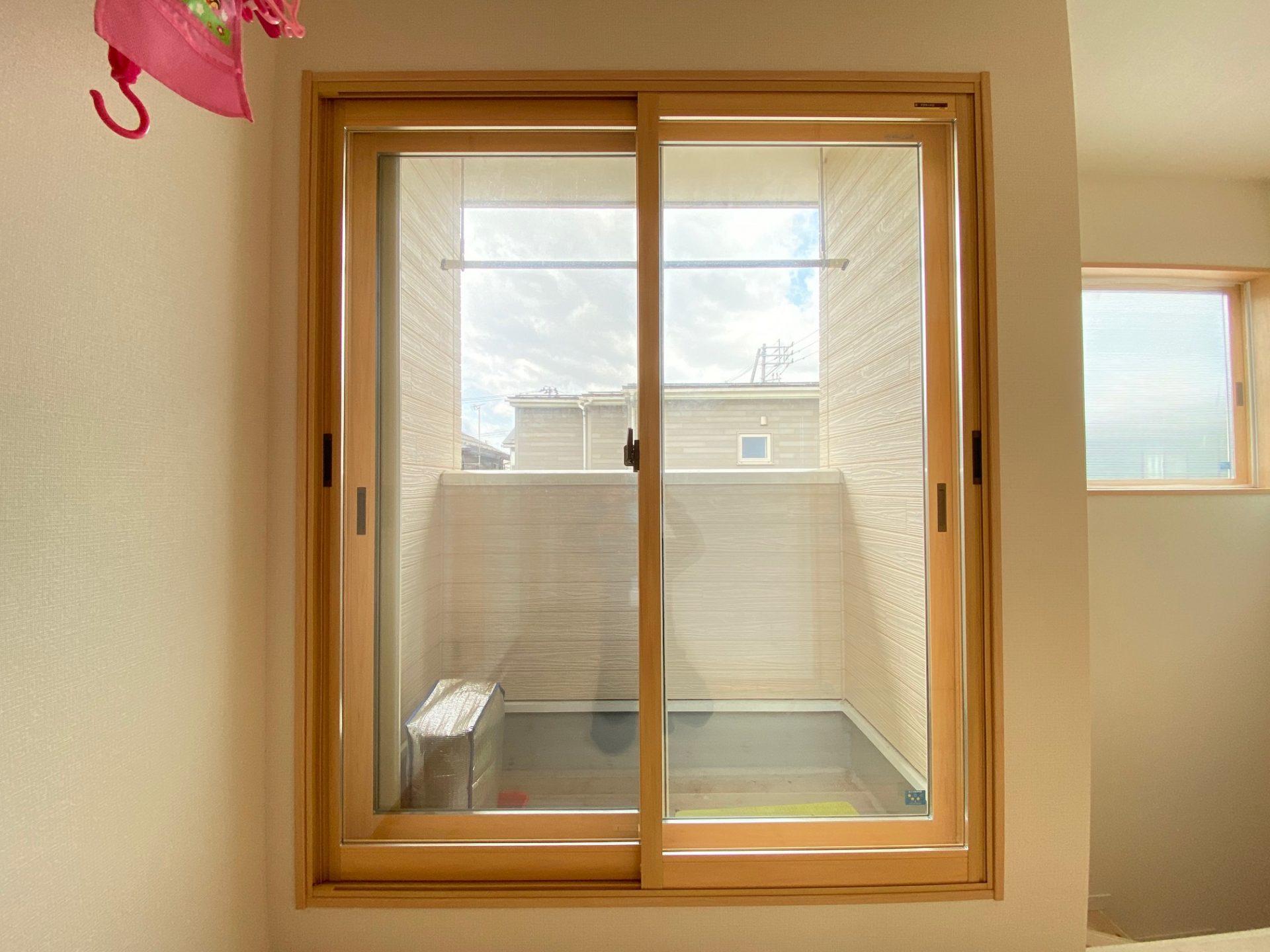 長岡市 内窓設置工事~窓際の断熱対策
