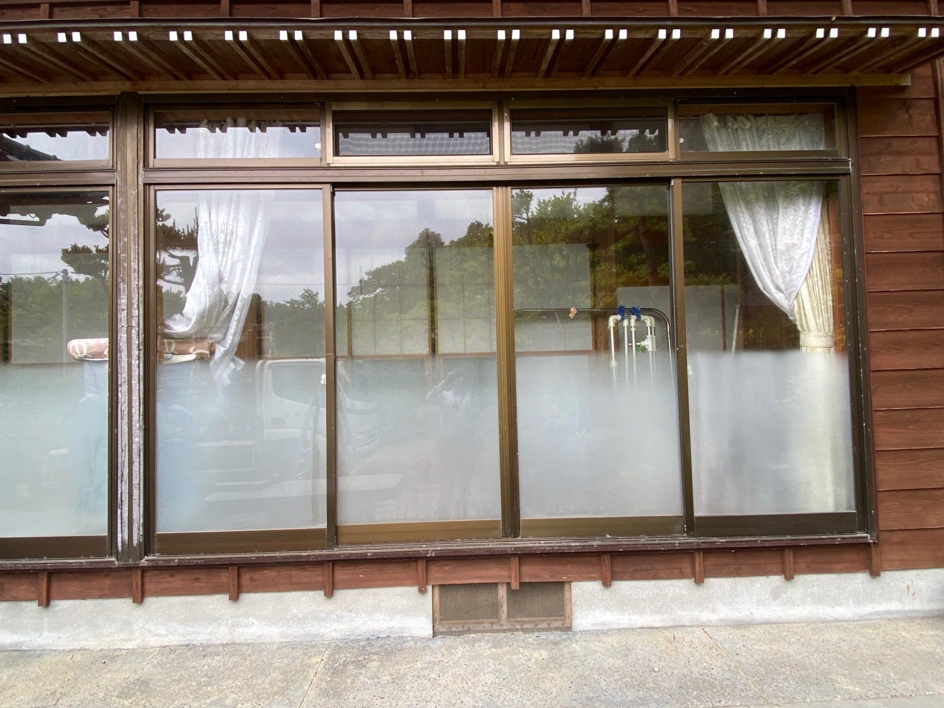長岡市 真空ガラススペーシア設置~簡単工事で高断熱なガラスを!