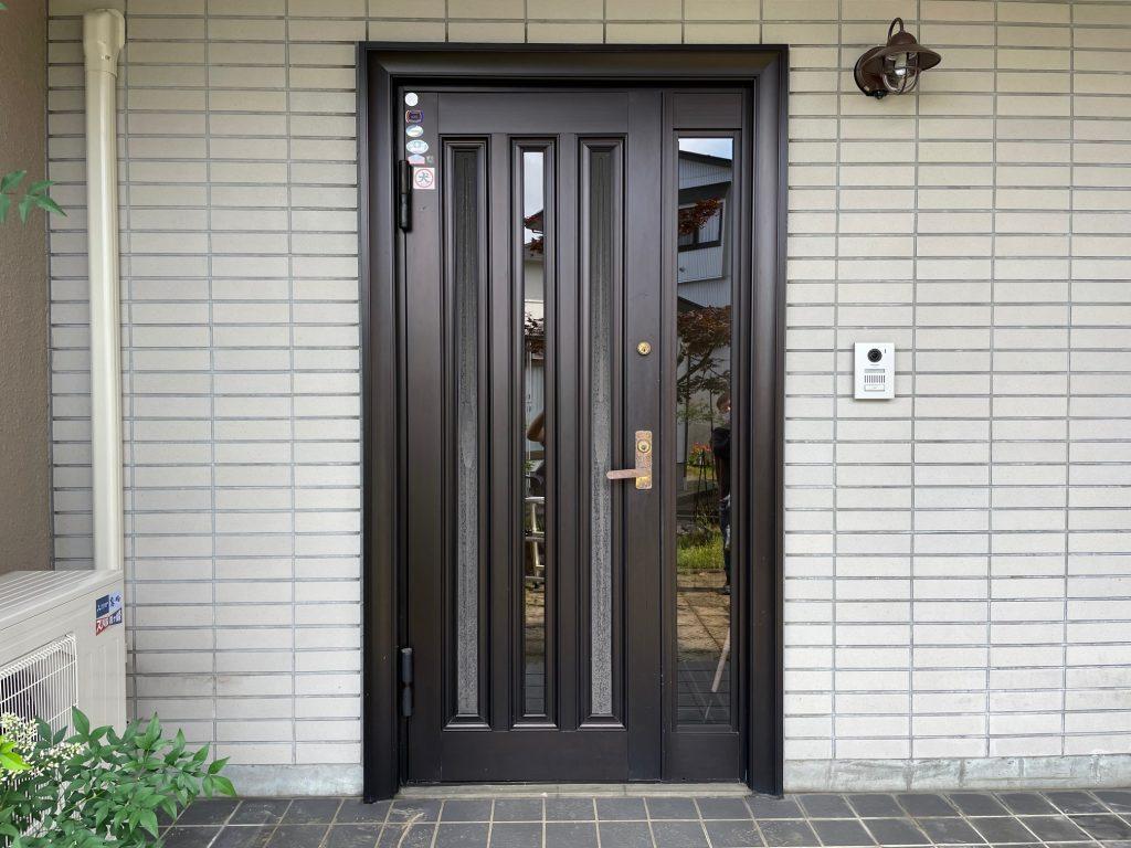 施工前の玄関ドア2