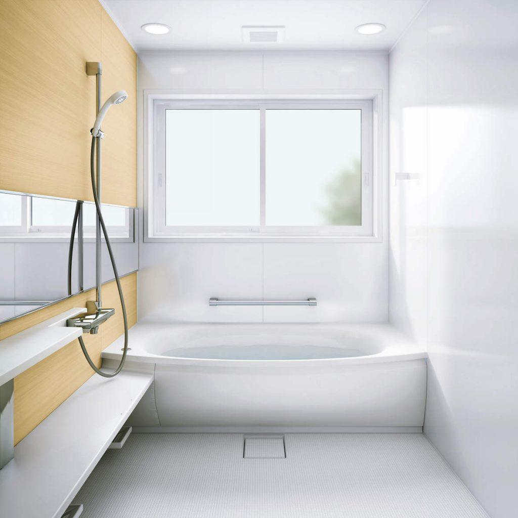 YKKAPマドリモ 浴室の窓交換