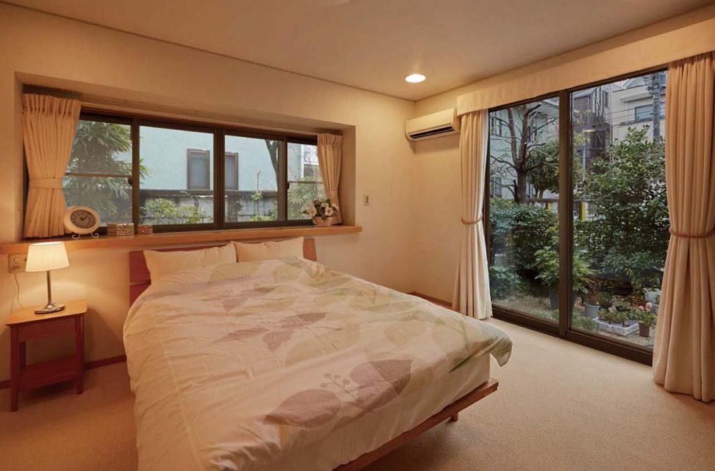 YKKAPマドリモプラマードUにリフォームした寝室の施工例
