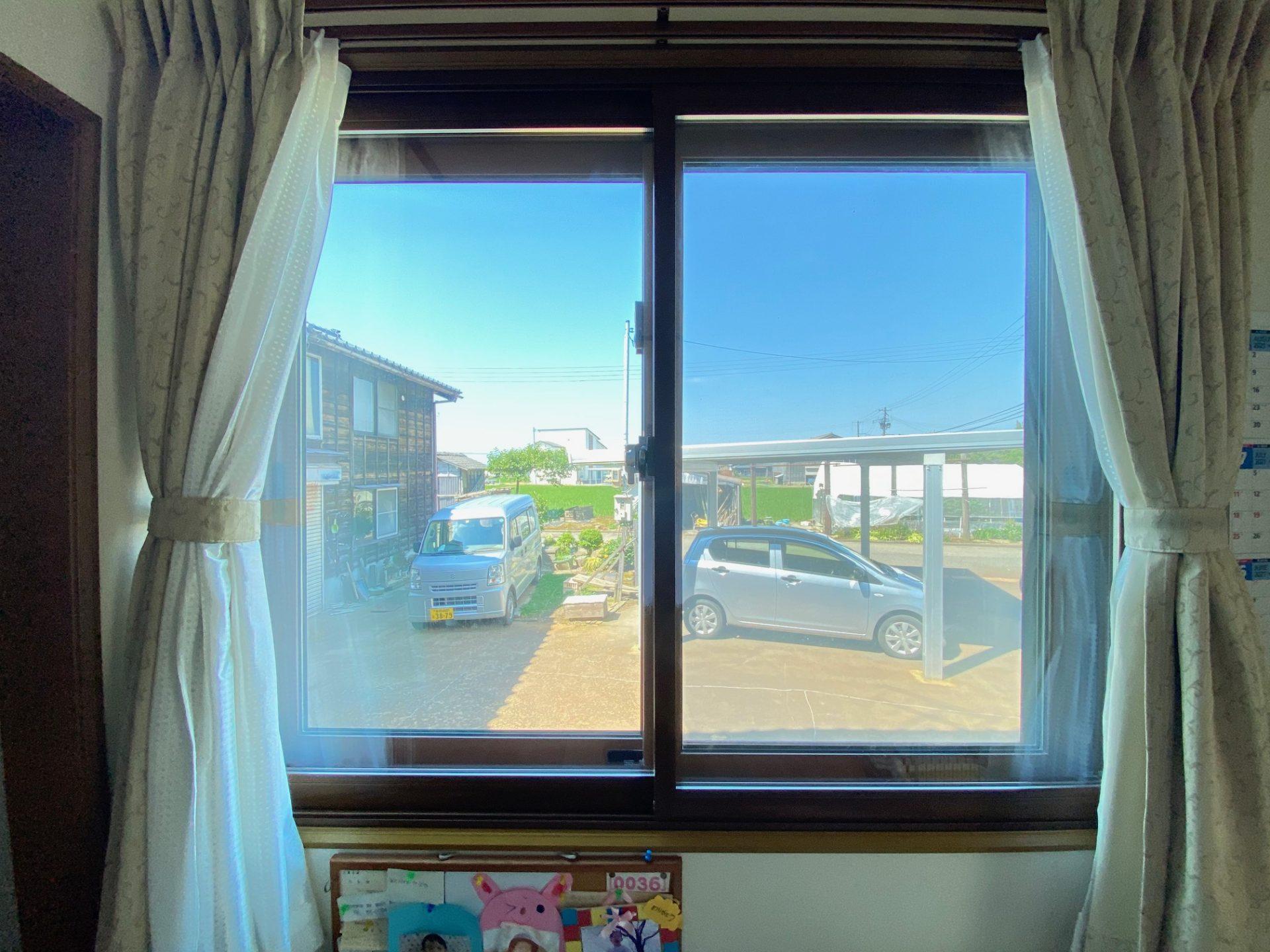 長岡市内窓の設置~断熱対策が防音にも効果あり!?